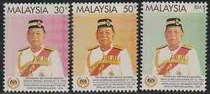 (185)MALAYSIA 1994 YANG DI-PERTUAN AGONG SET FRESH MNH