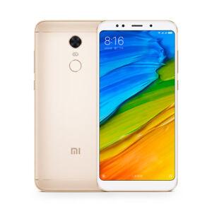 NUOVO XIAOMI REDMI 5 PLUS 64GB DUAL SIM 4GB RAM SMARTPHONE SIM LIBERO ORO GOLD