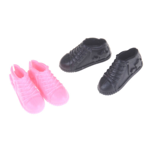 4Pairs Fashion Sneackers For Doll Mini Toy for  Doll Shoes Accessory T/_WK