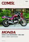 Honda CB550 and 650 1983-85: Clymer Workshop Manual by E. Scott (Paperback, 1986)