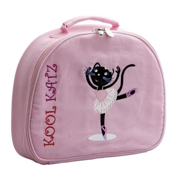 Pink Kool Katz dance ballet bag case