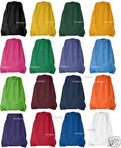 Liberty-Bags-Drawstring-Backpack-Cinch-Sack-School-Bag-Sport-Pack-8881-14x18