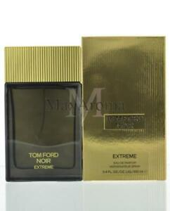 d6c8758b979f4e Tom Ford Noir Extreme For Men Eau De Parfum 3.4 Oz 100 Ml New In Box ...