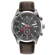 Esprit Men's Watch ES108391003 Tyler | Chronograph | Leather Strap | RRP £175