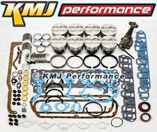 Small Block Ford 289 302 Engine Rebuild Overhaul Kit w/ Pistons Rings & Bearings