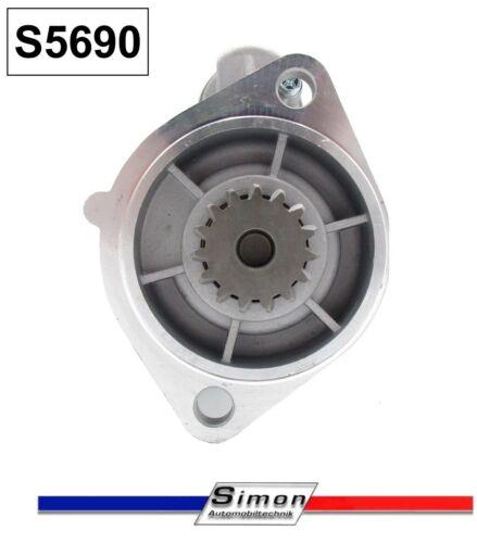 Anlasser Starter für Yanmar 3TNE88 4TN82 2.5 KW 15 Zähne