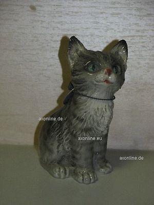 Brillant Antiquitäten & Kunst # A006324_04 Goebel Archiv Muster Arbeitsmuster Katze Cat Sitzt 31-006 Plombe Nach Marke & Herkunft