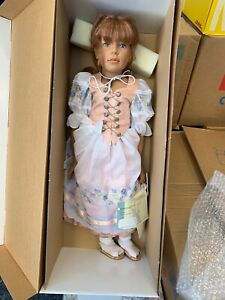 Sigikid Ilse Wippler Vinyl Puppe 73 cm. Top Zustand