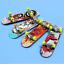 Cool Finger Skateboard Truck Skateboard Kid Children Hobby Toys Gift