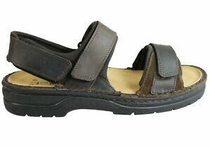 NEW-NAOT-ARTHUR-MENS-COMFORT-ADJUSTABLE-ORTHOTIC-FRIENDLY-LEATHER-SANDALS