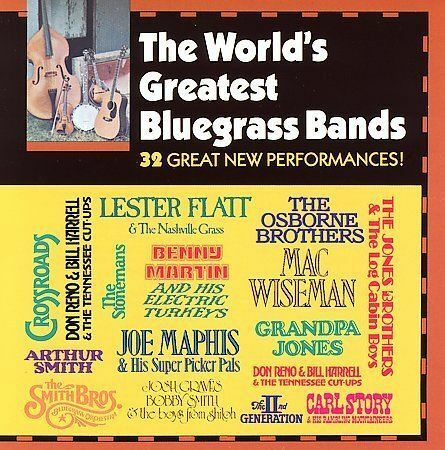 1 of 1 - Va-World'S Greatest Bluegrass - Vol. 1-World's Greatest Bluegr /4