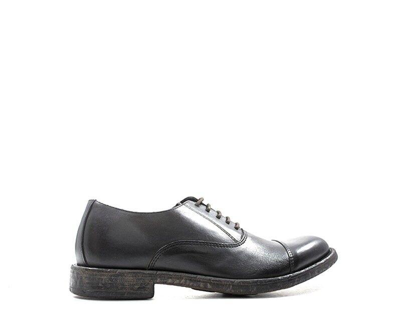 Zapatos ALGORITMO Hombre marrón Cuero natural SW02-7237FA