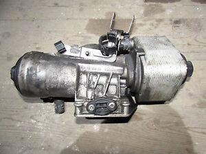 Details about VW AUDI SKODA 2 0 TDI Engine oil cooler  Engine code 03L 103  373