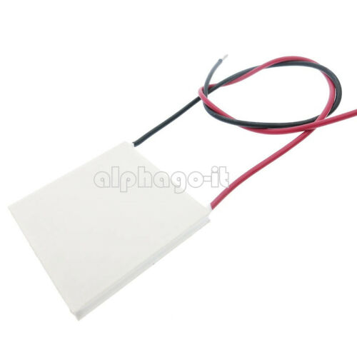 2//5//10PC TEC1-12706 12V 60W Heatsink Thermoelectric Cooler Peltier Cooling Plate