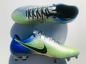 e850dae98 Nike Mercurial Vapor XI NJR FG Neymar 921547-407 Racer Blue Chrome ...