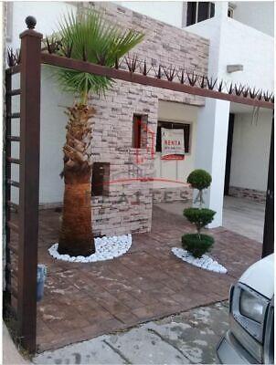 Renta Casa Fracc. Residencial Universidad 12,000 EduSot RAO