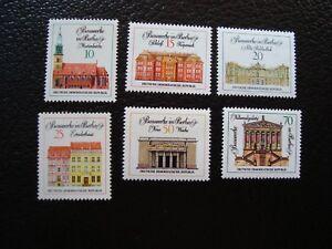 Germany-Rda-Stamp-Yvert-Tellier-N-1351-A-1356-N-MNH-COL9