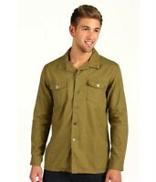 Sale $90 Insight Last Exit L/s Shirt 100% Cotton Size Small Code 35