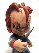 "Good Guys Child's Play Bride Of Chucky 6"" Vinyl Figure EUC w/ Knife Poseable"