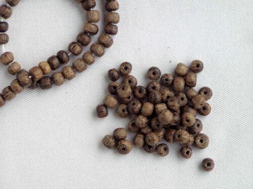 Holzperlen top Qualität 60 St Kokosnussperlen Perlen Kugel Ø 8-9mm
