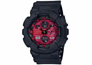 Casio-G-Shock-Special-Color-Adrenaline-Black-x-Red-Dial-x-Grey-Accents-Watch