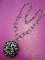 Double Gun Necklace