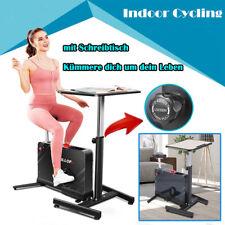 Heimtrainer Handpulssensor Ultrasport FBike Fahrradtrainer faltbarer Ergometer