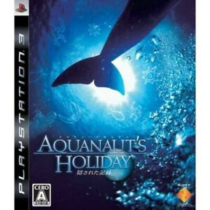 AQUANAUT-S-HOLIDAY-PS3-JPN-OCCASION
