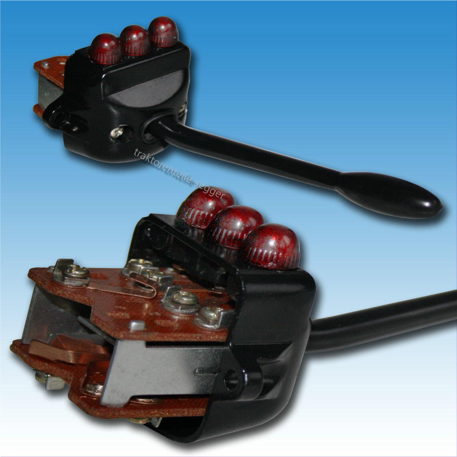 Blinkerschalter Güldner G - Serie G35A G45 G50 G60 G75 Allrad Schlepper