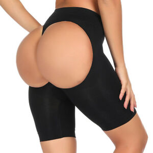 0f2ec4aef0 Image is loading Seamless-Butt-Booty-Lifter-Shaper-Bum-Pants-Buttocks-