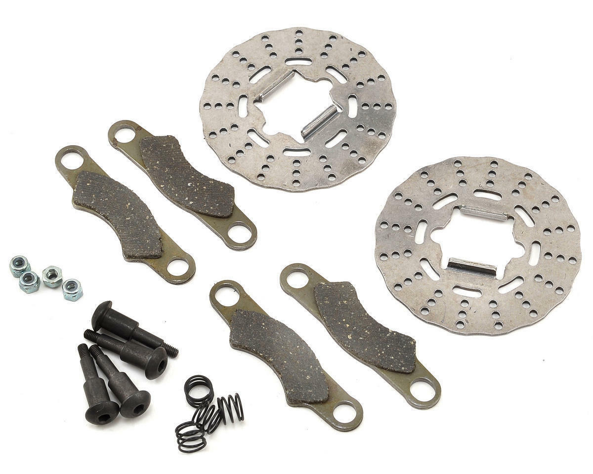 squadra Losi Racing 5IVE-T 5IVE-B Brake Disc, Pad & Screw Set TLR252011