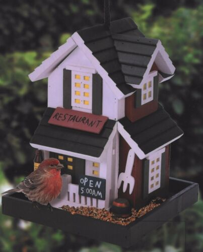Unique Design Hanging Tree Bird House GIFT BOXED Bird House Bird Feeder