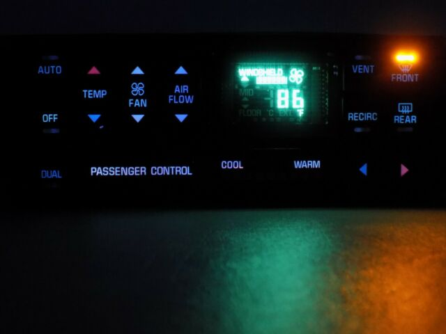 Buick REGAL //Century 1997-2005 AC HEATER Climate Temperature Control 97 98 04 05