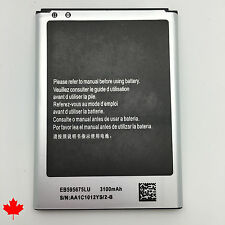 NEW Samsung Galaxy NOTE 2 II Replacement Battery 3100mAh Canada