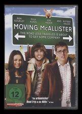 DVD MOVING McALLISTER - ROAD-MOVIE - RUTGER HAUER + MILA KUNIS *** NEU ***