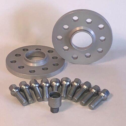 H/&r sección Separadores de ruedas con ABE 40mm para audi a6 incl tornillos felgenschloß