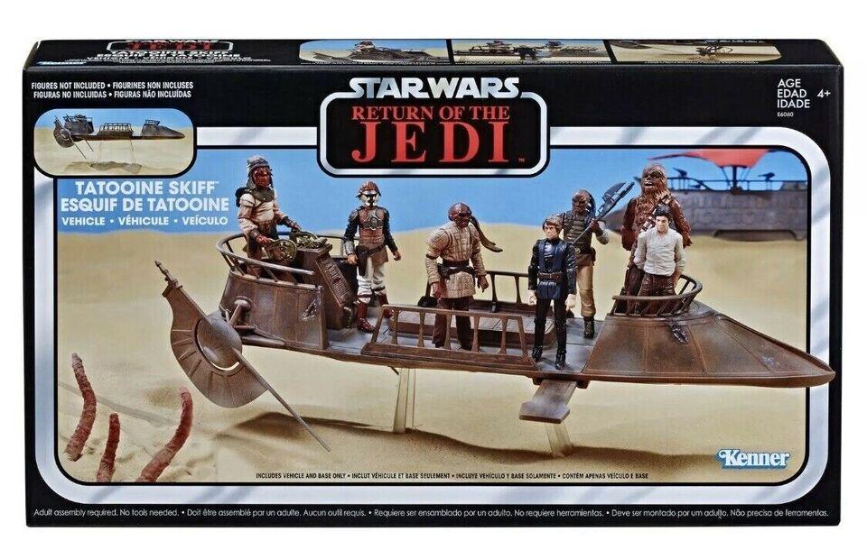 Star Wars Tatooine Skiff , Hasbro The Vintage Collection