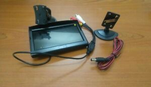 4-3-034-Stand-Security-TFT-Monitor-Vehicle-Security-System-Without-Camera