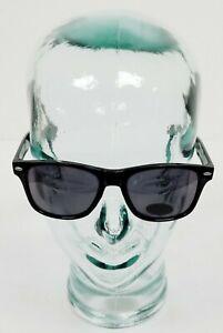 Tito's Handmade Vodka Black White Brand Lettering Sunglasses Unisex One Sz New