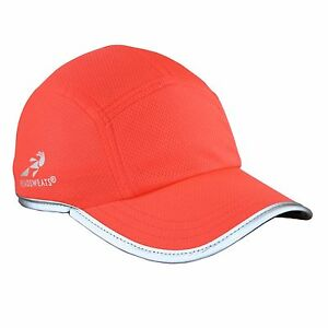 Image is loading Headsweats-Reflective-Race-Hat-Performance-Headwear -SEE-AVAILABLE- 96f3dbd8665