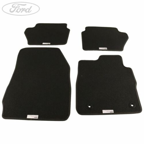 Genuine Ford Fiesta Mk8 Front /& Rear Floor Mat Kit With Limited Logo 15-2004253