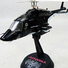 AIRWOLF 1/48 Metallic Black Domestic Limited AOSHIMA DIECAST READY TO SHIP NOW