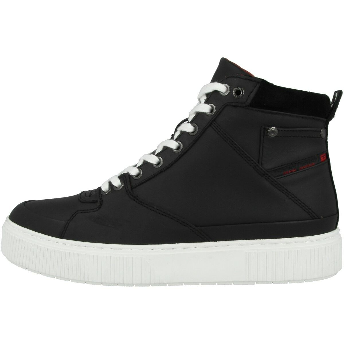 Diesel S-DANNY Mc shoes Retro Casual High Top Sneaker Y01797-PR131-T8013