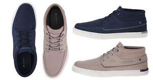 76eb166dc34dc5 Lacoste Men s Meyssac Deck 116-1 Hi-Top Lace Up Sneakers Comfort ...