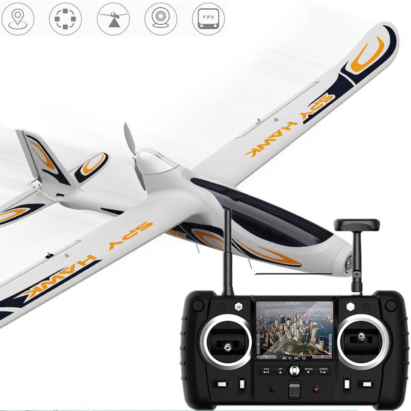 NEW Hubsan H301S SPY HAWK 5.8G FPV 4CH RC DRONE RTF with GPS Automatic Return