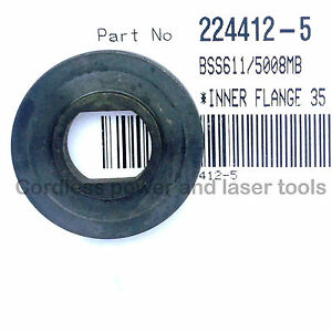 Makita-5008MG-BSS611-Circular-Saw-Inner-Flange-Blade-Clamp-Washer-Part-224412-5