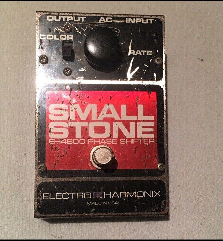 Elektro Harmonix Small Stone EH4800 Phase Shifter 1979