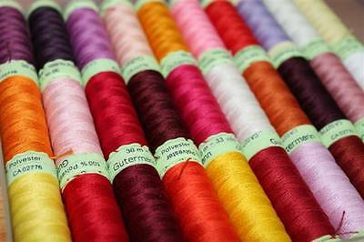 Colour 152 Gutermann Top Stitch Sewing Thread Extra Strong Jeans 30m Reels