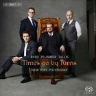 Times go by Turns Super Audio Hybrid CD (CD, Aug-2013, BIS (Sweden))
