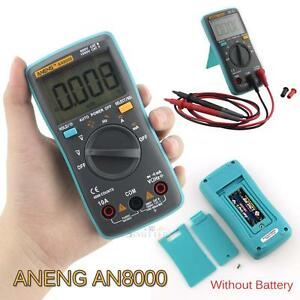 ANENG-AN8000-Digital-Multimeter-4000-Counts-AC-DC-Auto-Range-Ohm-Ammeter-Tester